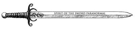 Spirit of the Sword Paranormal Resolution